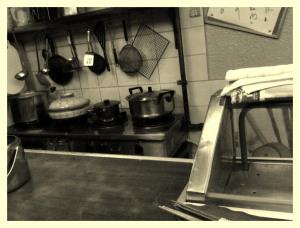 厨房@七三一
