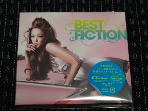 BEST FICTION/安室奈美恵