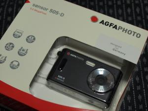 AGFAPHOTO sensor 505-D
