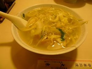 タン麺@大東