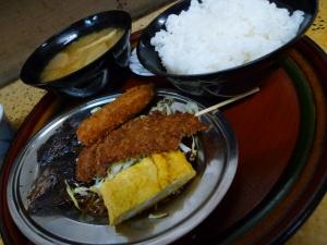 おすすめ定食@今井食堂