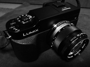 DMC-L1&Zuiko 50mm F1.4