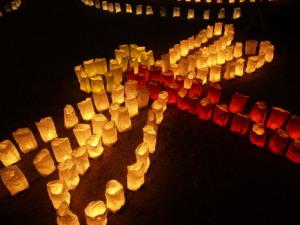 水都大阪灯明2009