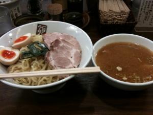 特製つけ麺(2.5玉)