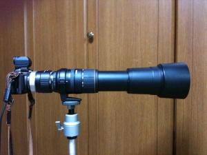 換算2,000mmの組み合わせ